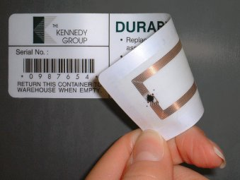 verichip radiofrequency identification tag In 2004, the united states food and drug administration approved a radiofrequency identification (rfid) device that is implanted under the skin of the upper arm of patients and that stores the patient's medical identifier when a scanner is passed over the device, the identifier is displayed on the.